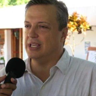 Descarta Luis Alegre que designación del recurso Fortaseg se deba a procedencia partidista