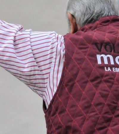 Rompeolas: Priistas, 'joaquinistas' y hasta 'borgistas' buscan colarse como candidatos de Morena