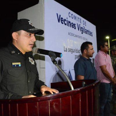 Director de la policía de Chetumal propone elevar a 'grave' el robo a casa-habitación para realizar adecuadamente el proceso penal contra los responsables