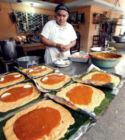 LOS TAMALES DE LA CANDELARIA: Imperdible y sabrosa tradición que se impone cada 2 de febrero… hay rojos, verdes, de rajas, dulces, de mole, oaxaqueños…