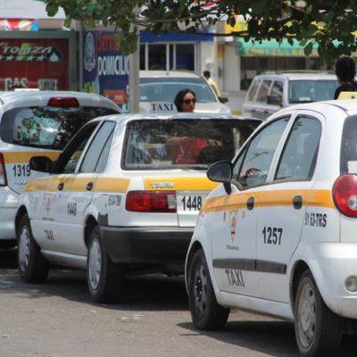 Taxistas revisarán la Ley de Movilidad ante intención de aplicar cobros adicionales