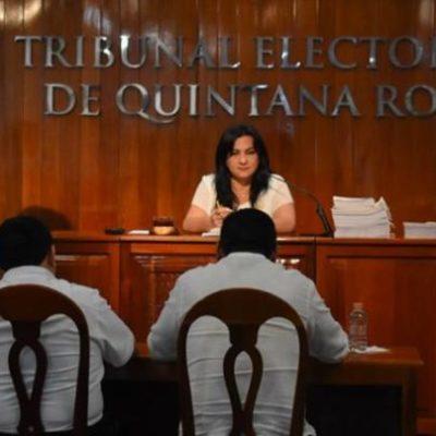 Teqroo valida la alianza Morena-PT-PVEM y desecha juicios ciudadanos y recurso de apelación
