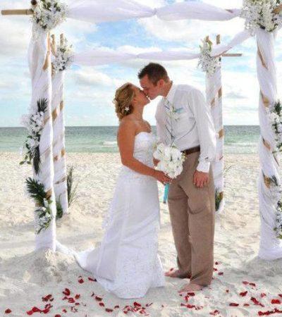 Destinos de QR continúan atrayendo al turismo romántico, que celebra alrededor de 25 mil bodas al año