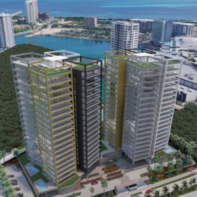 Siguen creciendo los proyectos inmobiliarios de alta plusvalía en Puerto Cancún
