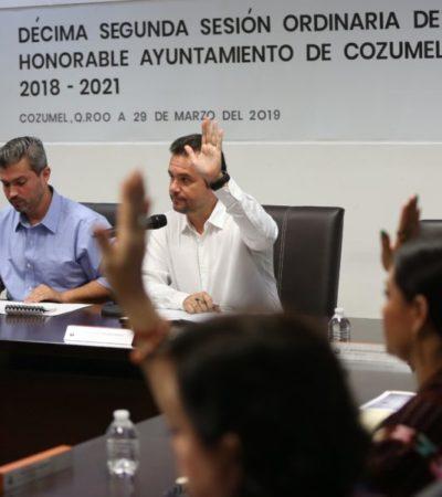 Cabildo de Cozumel aprueba descuentos de multas de tránsito durante el mes de abril