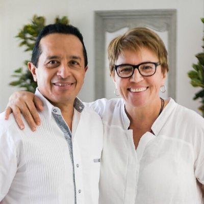 Rompeolas: Reunión 'cumbre' entre Carlos Joaquín y Laura Beristain