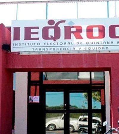 Arranca el proceso de registro de candidatos 'pluris' a diputados en Quintana Roo
