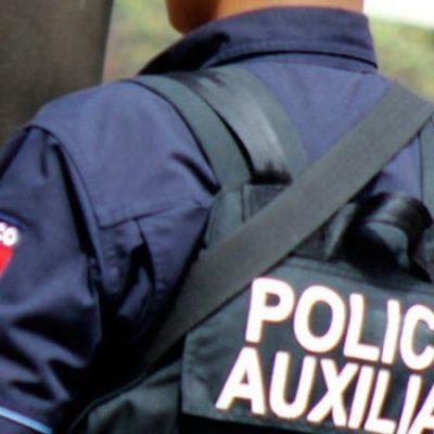 CUANDO LA INSEGURIDAD HACE 'TIMBRAR LA CAJA': Policía Auxiliar de Benito Juárez, con presupuesto y con ingresos
