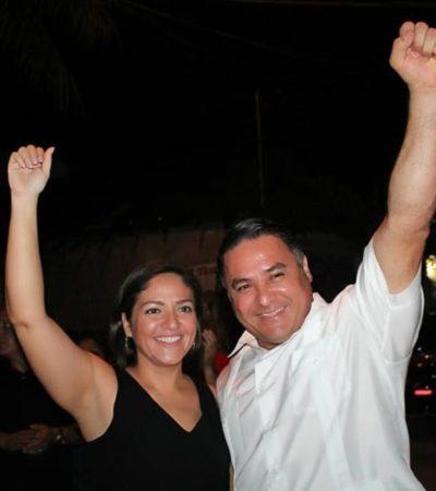 Rompeolas: El nuevo partido MAS, con cartas fuertes en la Riviera Maya