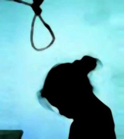 Reportan aparente suicidio con un cinturón de una niña de 12 años en el fraccionamiento Jardines del Sur de Cancún