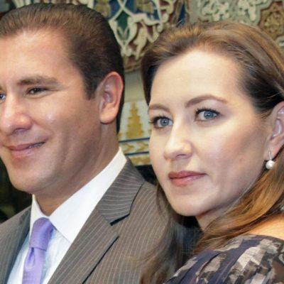 VIDEO | Seguían vivos Martha Erika y Moreno Valle tras caída de helicóptero, según imágenes de una cámara de seguridad