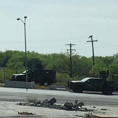 VIDEO   Enfrentamiento entre grupo armado y Ejército en Tamaulipas deja al menos 6 muertos