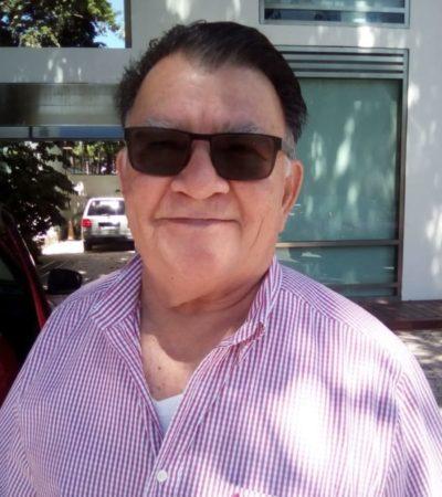 """""""Las 73 delegaciones del gobierno federal que existen en QR, serán reducidas a 20 oficinas antes del 31 de mayo"""", afirma Arturo Abreu"""