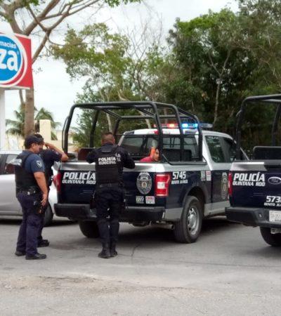 Detienen a asaltante de farmacias en Cancún