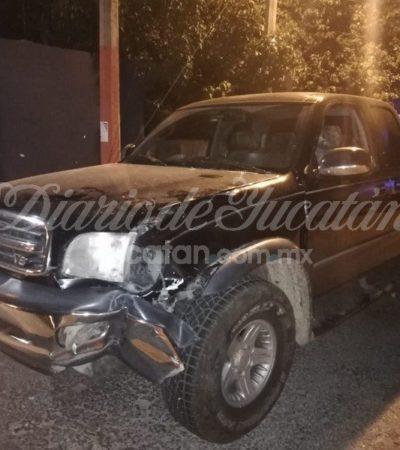 Atropella una joven de 15 años a colaborador del Diario de Yucatán, quien fallece horas después en un hospital
