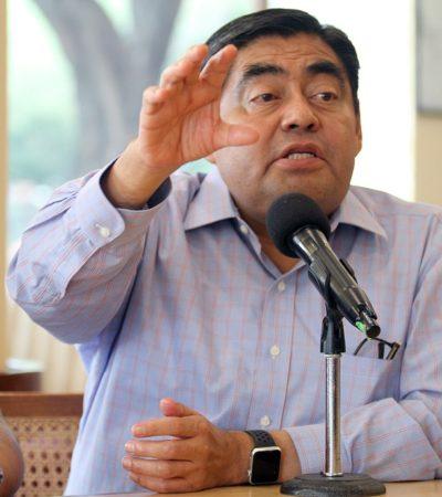 Repite Barbosa como candidato a la gubernatura por la alianza Juntos Haremos Historia en Puebla