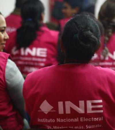 Agreden a capacitador del INE en Cozumel