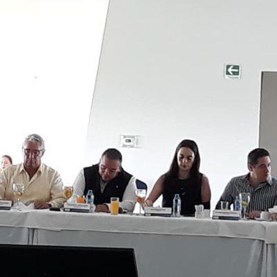 PREOCUPA A EMPRESARIOS LA INSEGURIDAD: A puerta cerrada, integrantes del CCE se reúnen con Capella en Cancún