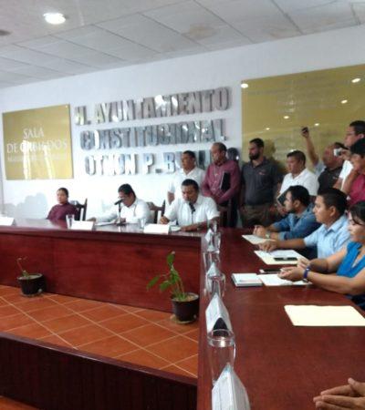 REVIENTAN SESIÓN EN EL CABILDO DE OPB: Aparente división de regidores impide que suplente de Hernán Pastrana asuma como Alcalde interino
