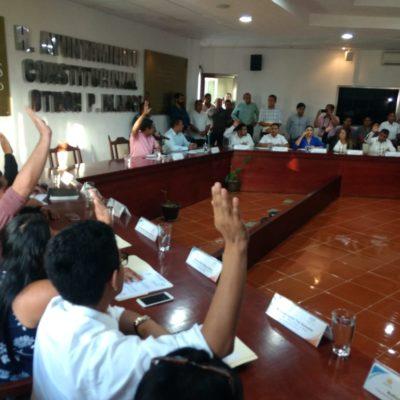 SE ENCARRILA LA TRANSICIÓN EN OPB: Oficializan renuncia de Hernán Pastrana y abren paso a la toma de protesta de Otoniel Segovia como Alcalde interino en sesión sabatina