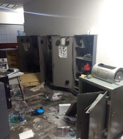 Ejecutan a tres elementos policiacos para  robar en instalaciones de la CFE en Villahermosa