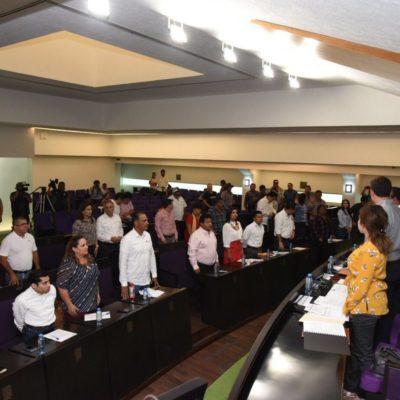 Congreso de Campeche, con mayoría priista, el primero en aprobar la creación de la Guardia Nacional