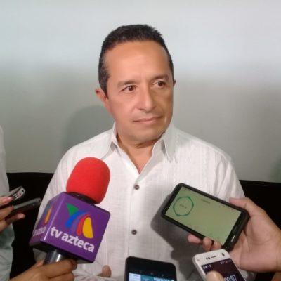 Con la Guardia Nacional, espera Gobernador recuperar elementos federales para Quintana Roo para enfrentar violencia en destinos