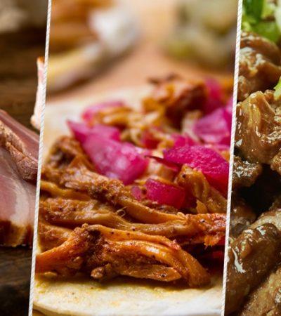 COCHINITA, CARNITAS Y TOCINO: Comen mexicanos 1.4 kilos de cerdo por persona al mes; 16.6 kilos al año