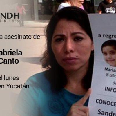 Teme familia de mujer asesinada en Yucatán que el autor material sea reubicado en cárcel de Tabasco