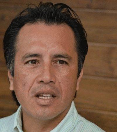 Acusa gobernador de Veracruz a Fiscal de no trabajar a favor de las víctimas