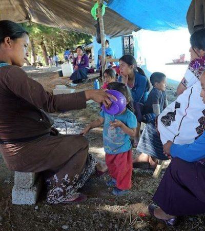 Hieren de bala un niño en Chiapas por disputa agraria que ha dejado al menos 25 muertos en 40 años