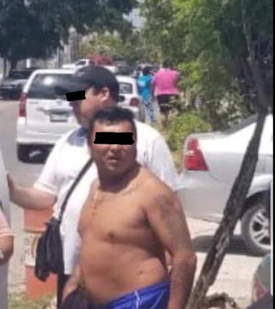 Detienen a dos 'pájaros de cuenta' en Chetumal