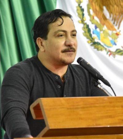 Según diputado morenista de Tabasco 'los españoles son la peor de las razas'; que se hinquen, pide