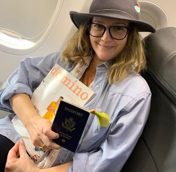 Drew Barrymore visita Tulum