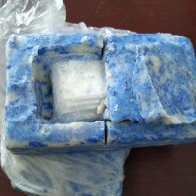 Detienen a 'listillo' que usó a su sobrino de 9 años para intentar meter droga a la cárcel de Playa oculta en barras de jabón