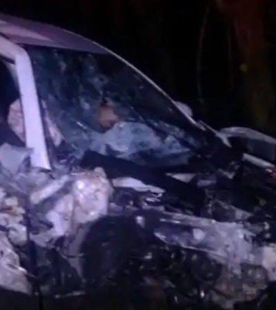 Acribillan a tres mujeres y un hombre en Tabasco; es la segunda masacre en menos de una semana