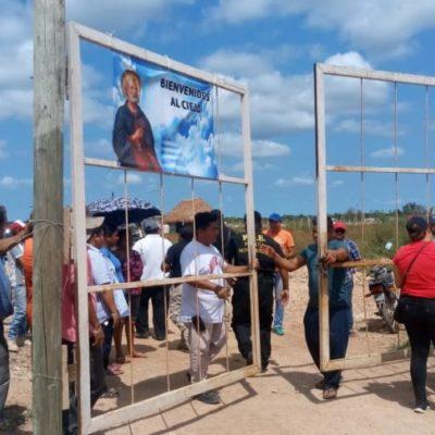Continúa disputa por predio 'El Cielo', en Calderitas