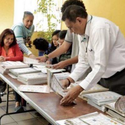 Peligran seis elecciones estatales por recorte a recursos del INE, advierte la priista Dulce María Sauri