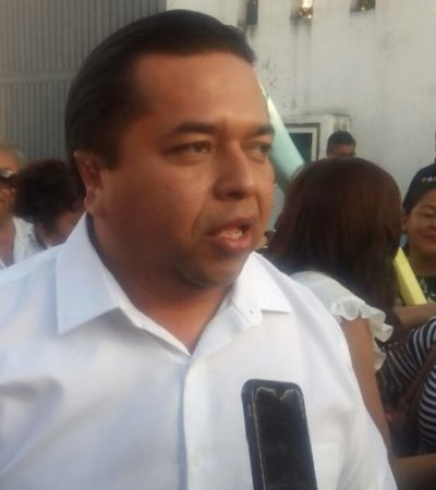 Emiliano Ramos considera necesario elaborar una nueva 'Ley de Alcoholes' para Quintana Roo