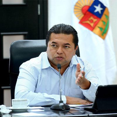 """Autorizaría Congreso del Estado ampliación presupuestal para la Fiscalía General del estado """"porque el buen trabajo hay que premiarlo"""""""