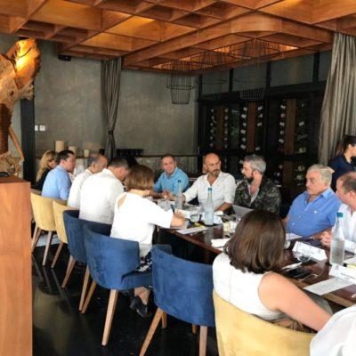 Empresarios de Solidaridad, Tulum y Cozumel forman un frente común para exigir seguridad y atención al problema del sargazo