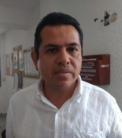 MALESTAR POR ACTITUDES VIOLATORIAS DE MORENA: Erick Sánchez Córdova asegura que impugnará sustitución en candidatura para colocar a Enrique Baños, una cuota de Mara Lezama