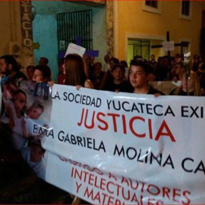 CASO EMA GABRIELA, EMBLEMÁTICO DE LA IMPUNIDAD: Exigen justicia por las víctimas de feminicidio en Yucatán