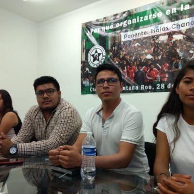 Denuncian intento de Ayuntamiento morenista de desalojar albergue estudiantil en Chetumal