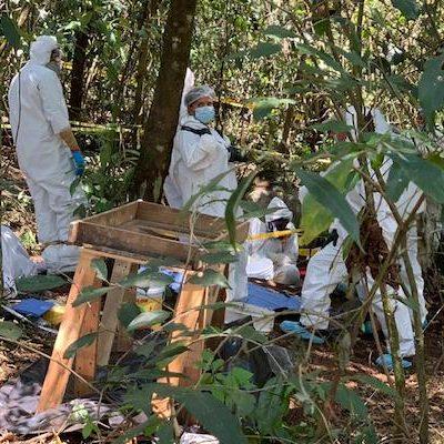 Descubren seis cadáveres en fosas clandestinas en Río Blanco, Veracruz