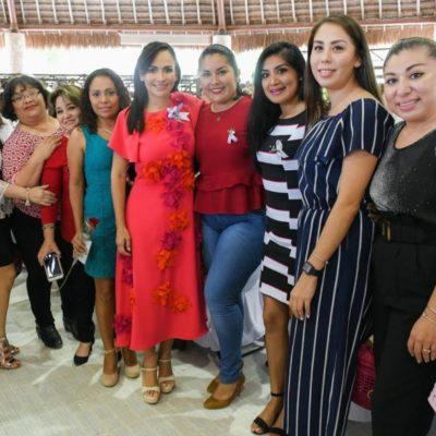Gobierno de Puerto Morelos fortalece programas a favor de la mujer que están integrados en el Plan Municipal 2018-2021