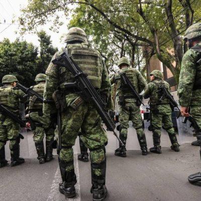 Aprueban 17 congresos creación de Guardia Nacional