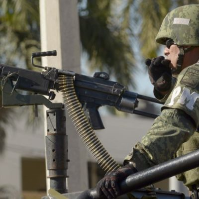 VAN 26 DE 32: AMLO a la espera de que más congresos aprueben la Guardia nacional para promulgarla