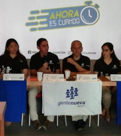 """Anuncian otra edición del congreso Gente Nueva """"Ahora es cuando"""", en Cancún"""