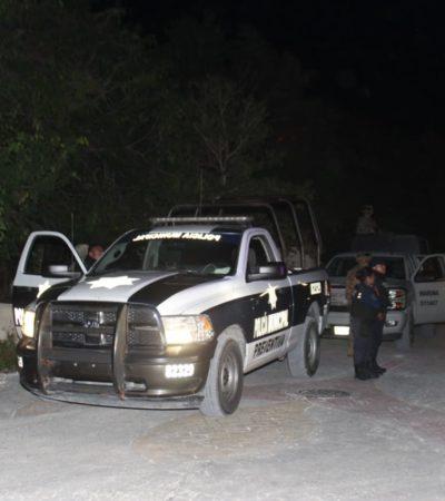 SE CONSUMA OTRA EJECUCIÓN EN PLAYA: Muere un hombre atacado a balazos en su domicilio en la colonia Los Almendros